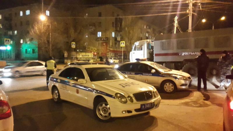 По факту ночной перестрелки на юге Волгограда возбуждено уголовное дело