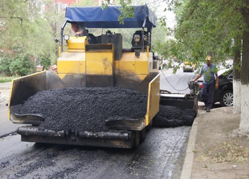 К областному наркологическоу диспансеру сделали дорогу в Волгограде