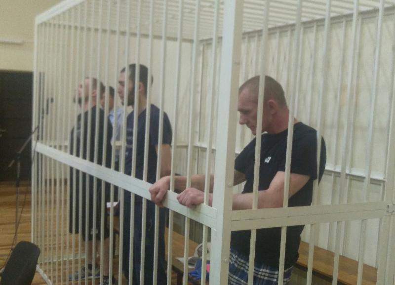 Расчленившие мужчину в элитном поселке Волгограда получили 50 лет на троих