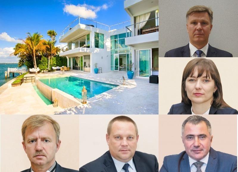 Собственный бассейн на Кипре и 23 млн рублей дохода: как живут вице-мэры Волгограда