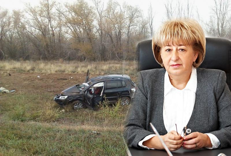 Экс-мэр Волжского устроила смертельное ДТП, в котором погибли две женщины