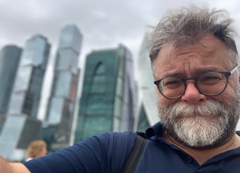 Автор фильма «Великие реки России» скончался после съемок в Волгоградской области