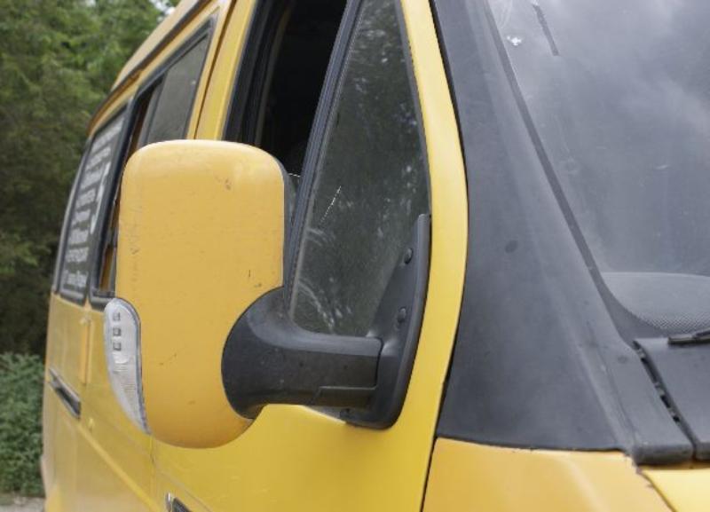 Маршрутка выехала на «встречку» и врезалась в автобус в Волгограде