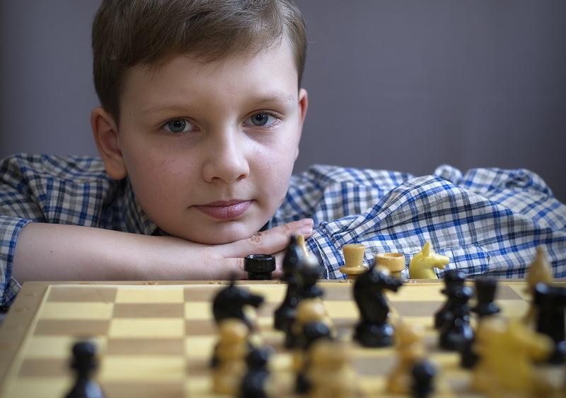 В Сколково 12 - летний волгоградец стал чемпионом России по шахматам