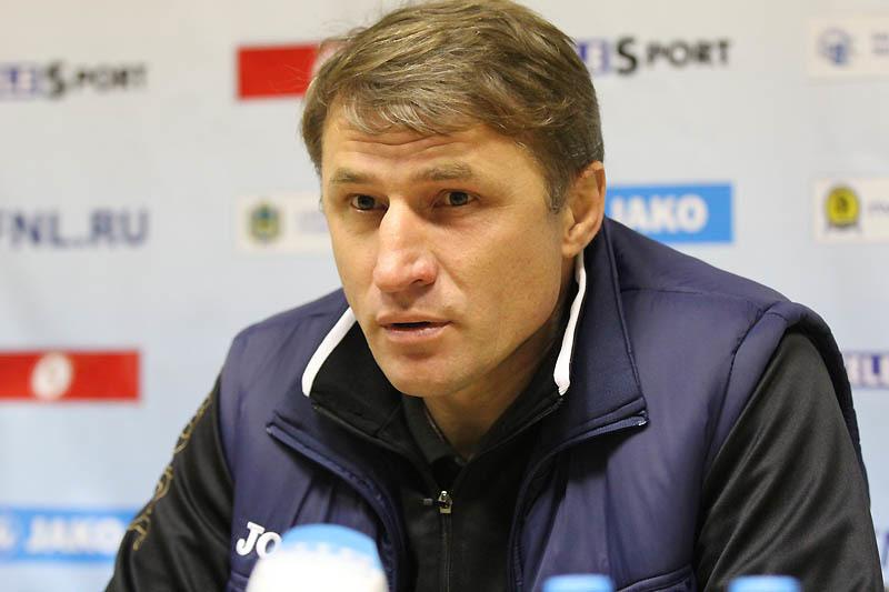 Олег Веретенников занял пост главного тренера ФК «Ротор-2»