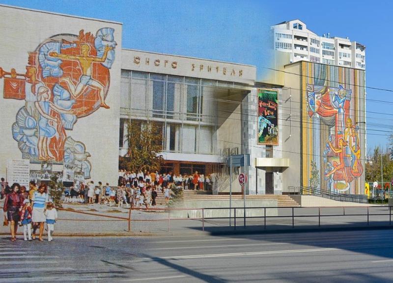 Тогда и сейчас: история волгоградского театра, которая началась со второго раза