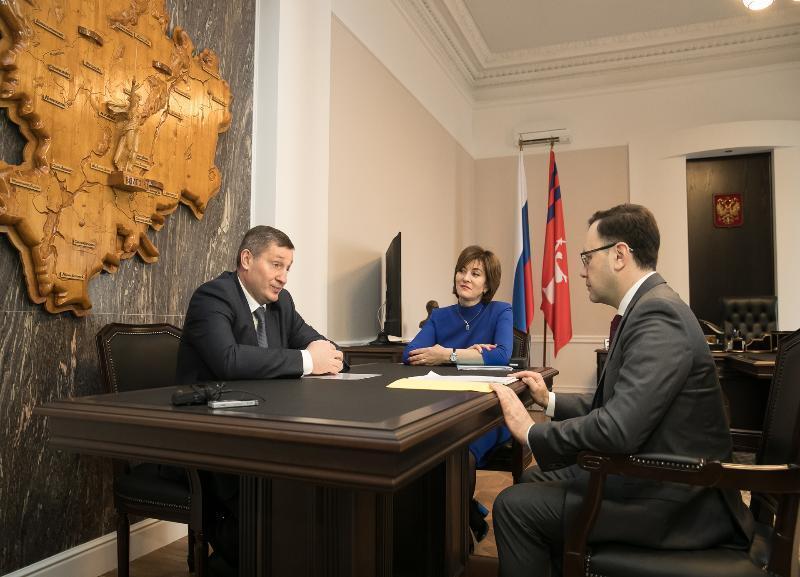 Глава региона еще более рьяно влился в работу, - Данил Волков о работе губернатора Волгоградской области за последнюю неделю
