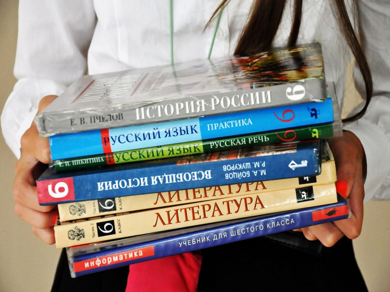 Нехваткой учебников вшколах Волгограда займется публичная палата