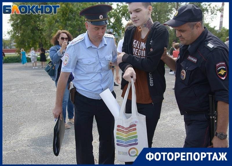 Митингующих геев задержали в Волгограде за пропаганду рядом с детьми
