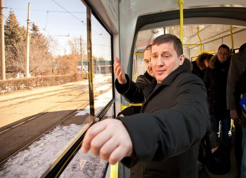 Андрей Бочаров вступит в должность губернатора через неделю