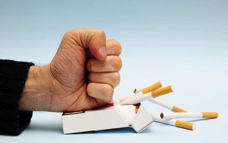 Всего треть населения Волгограда никогда не курила
