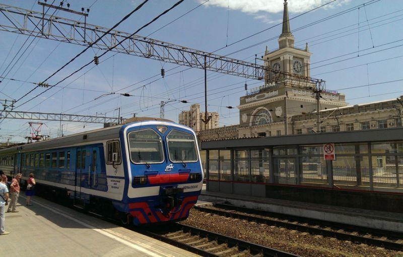 Электрички из Волгограда в Волжский изменили расписание