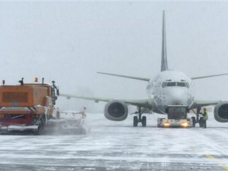 ВВолгограде экстренно сел самолет сбольным сыном наборту