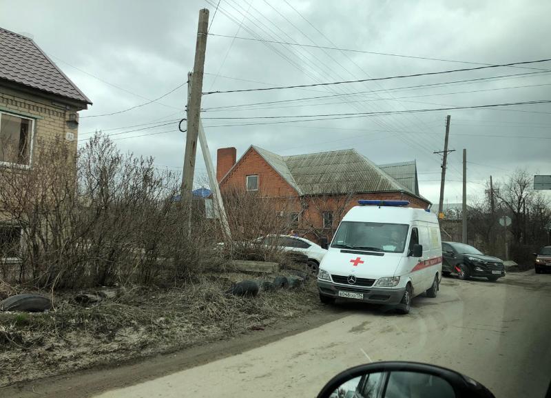 Водитель «ВАЗ» не поделил дорогу с иномаркой на злополучном перекрестке в Волгограде
