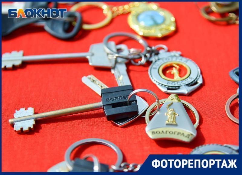 Ключи от новых квартир подарили офицерам в Волгограде