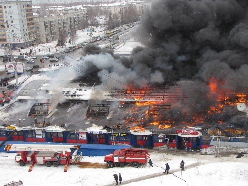Волгоградцы объявили бойкот ТЦ в память о погибших в Кемерово