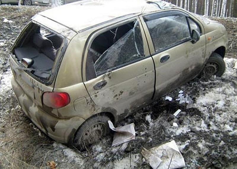 8-месячная малышка пострадала в ДТП под Волгоградом