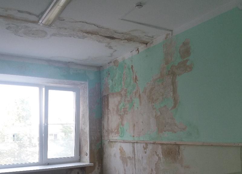 Детский сад в Волгограде словно из Припяти: жуткий вид комнаты сняли на видео родители малышей