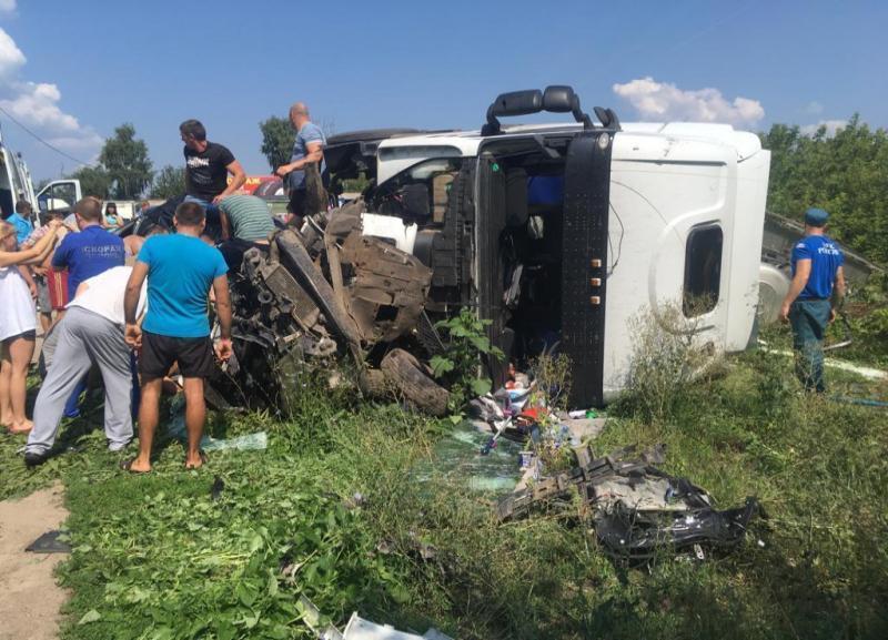 Волгоградец попал в смертельное ДТП на трассе в Воронежской области