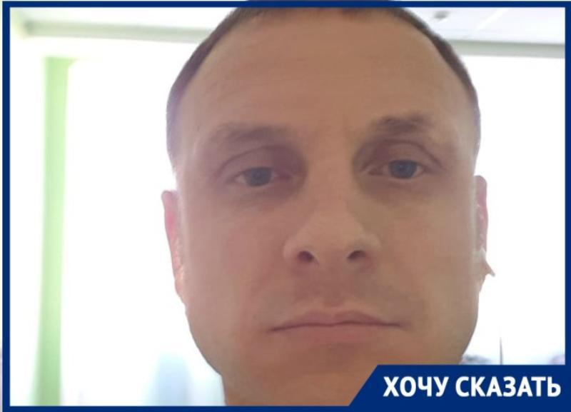 Сломал позвоночник во время ремонта гостиницы «Волгоград»: ни компенсации, ни виновных