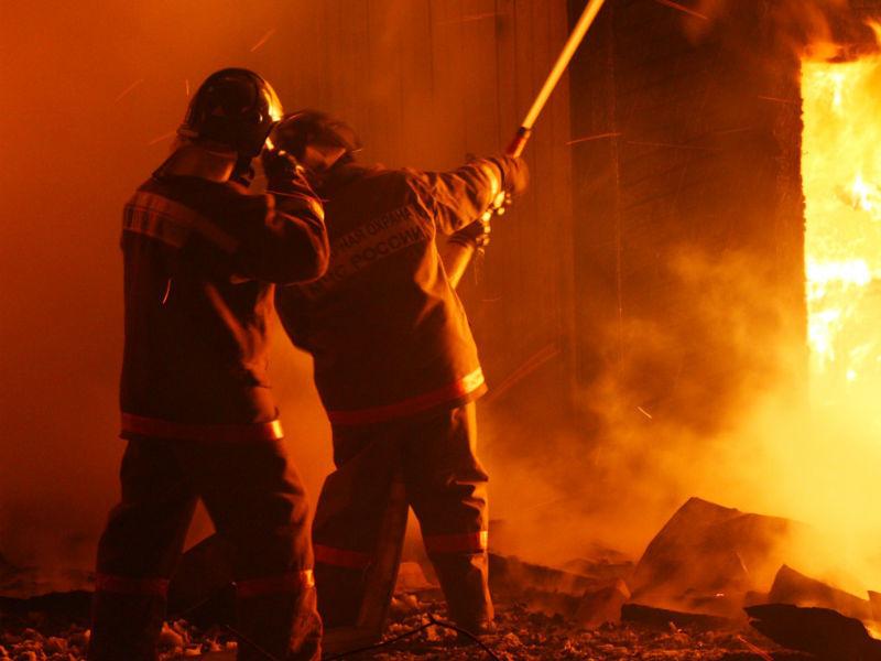 ВСветлоярском районе при пожаре умер человек