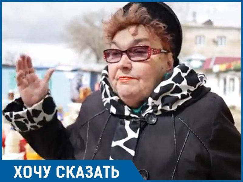 Разве можно так издеваться над людьми! - жительница Волгограда о закрытии Казачьего рынка