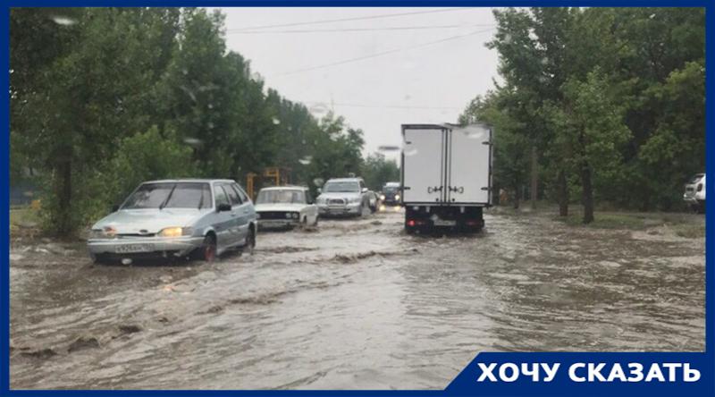 «И так каждый год», – волжане не удивлены потопу