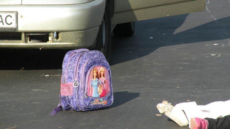 9-летний ребенок попал под колеса машины вКировском районе