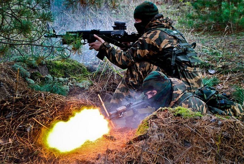 Эксперимент по психологической подготовке начался у военных-контрактников в Волгоградской области