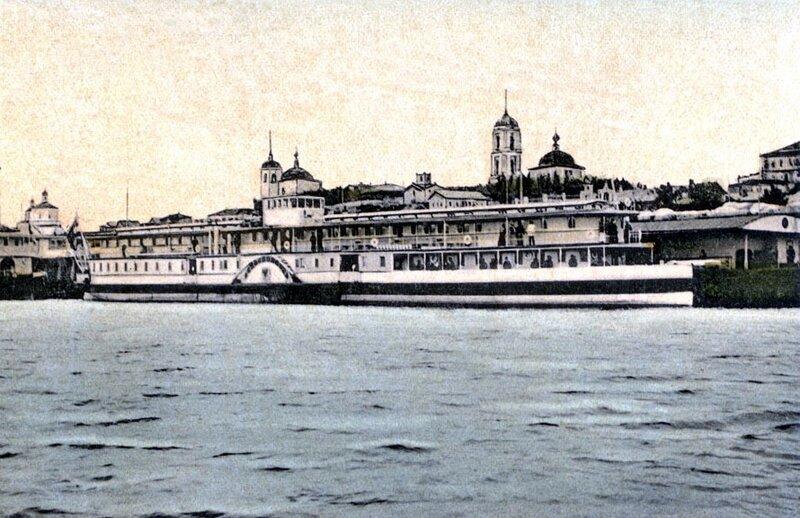 Календарь: 6 августа 1909 год – обвалилась набережная в Царицыне