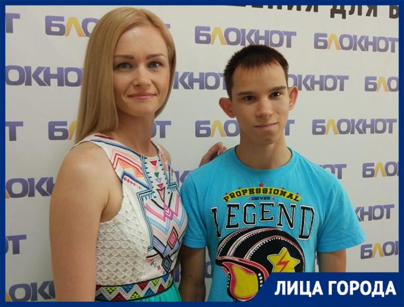Семья из Волжского рассказала, как теперь живет мальчик из петербургского детдома, потрясший своей историей всю страну