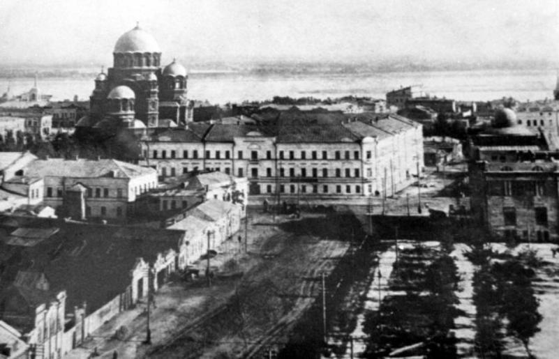 Календарь: 14 апреля 1924 год – Царицын наградили орденом