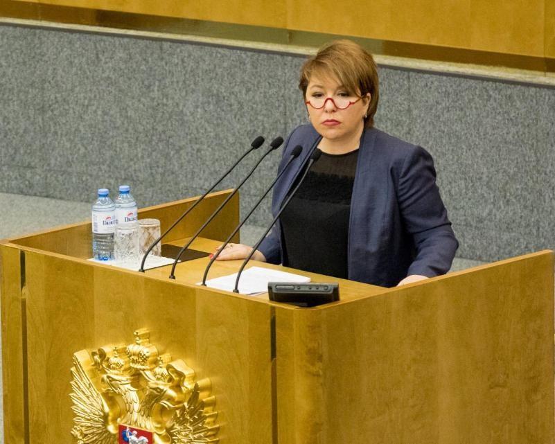 Волгоградский депутат Госдумы Ирина Гусева стала соавтором закона о противодействии мошенничеству в сфере недвижимости