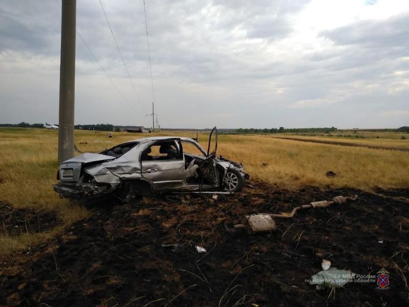 Убивший двух человек «Хендай» администрации Волгоградской области мог быть технически неисправным