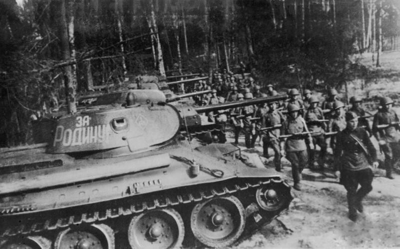 Все танки Волгоградского тракторного завода