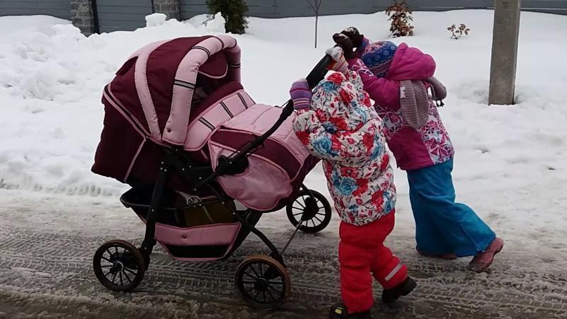 В новогоднюю ночь в Волгограде рождались исключительно мальчики