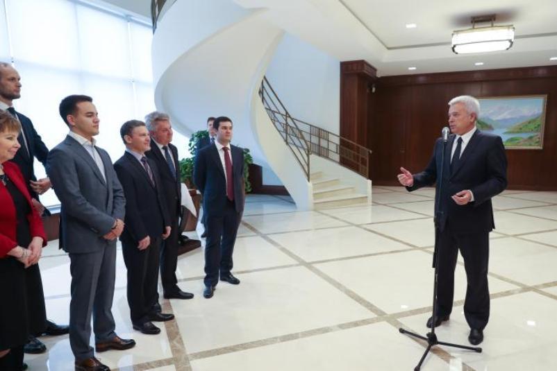 Перед выборами в Волгоград приедет президент «Лукойла»