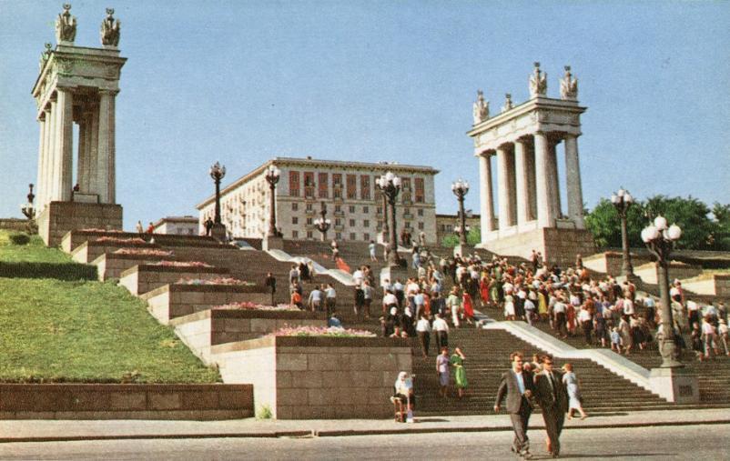 Сколько нас было: численность населения Волгоградской области осталась на уровне 1979 года