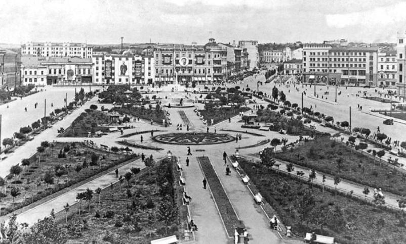 Как отдыхали жители довоенного Сталинграда