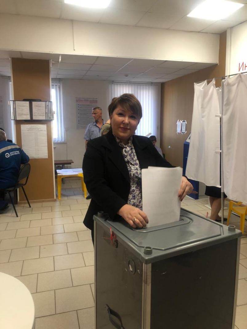 Стало известно, как проголосовала депутат Госдумы от Волгоградской области