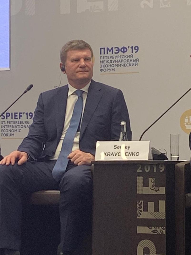 Олег Савченко рассказал, почему на Санкт – Петербургском экономическом форуме Волгоград представляли всего три человека