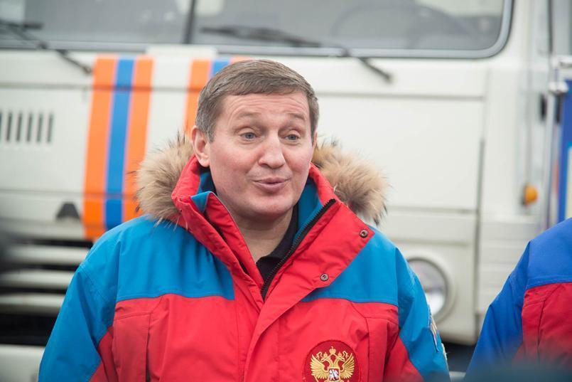 Федеральные СМИ вновь заговорили о возможной отставке Андрея Бочарова