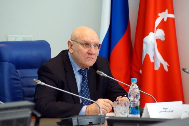 Кандидатом в волгоградские губернаторы от КПРФ  будет выдвинут депутат Буров