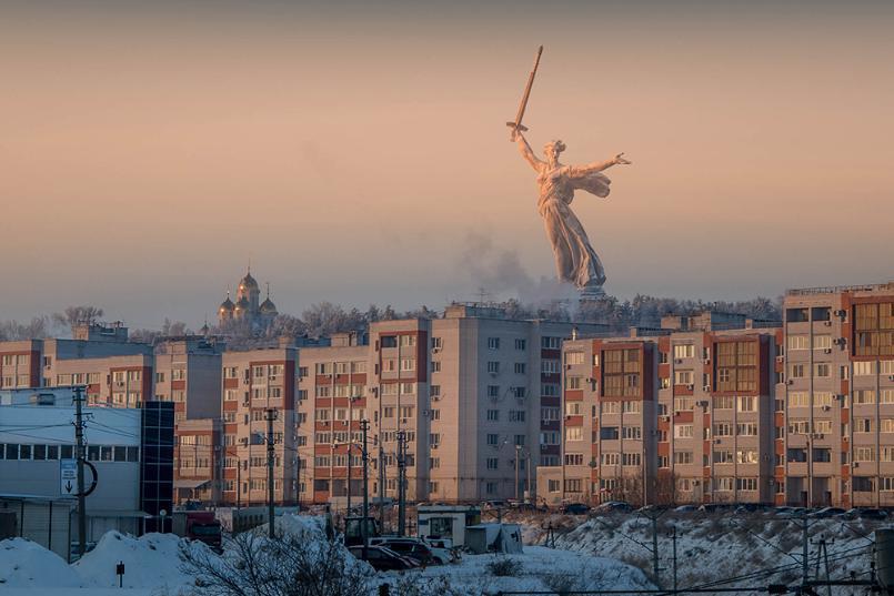 В Волгограде один житель из ста верит в честность чиновников