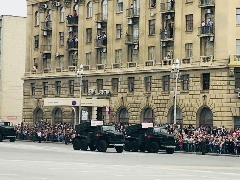 2 и 4 мая центр Волгограда перекроют из-за военного парада