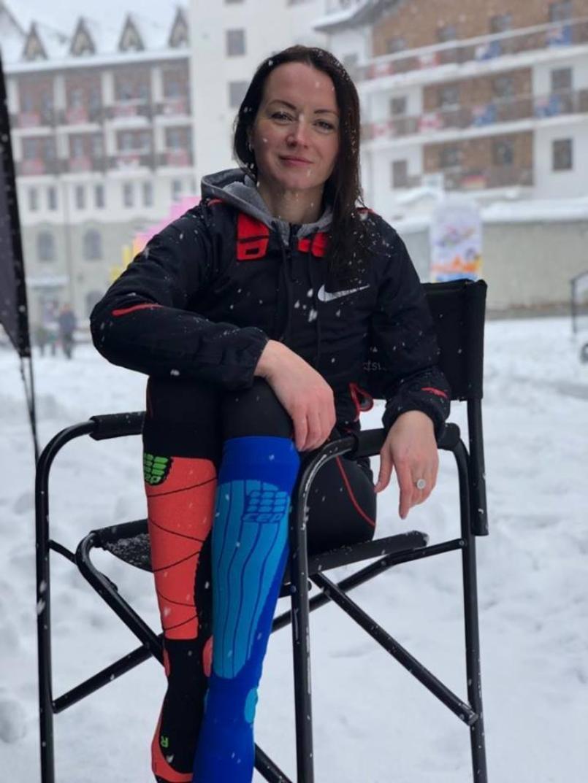 Олимпийская чемпионка из Волгограда устроила фотосессию  в поддержку детей с синдромом Дауна