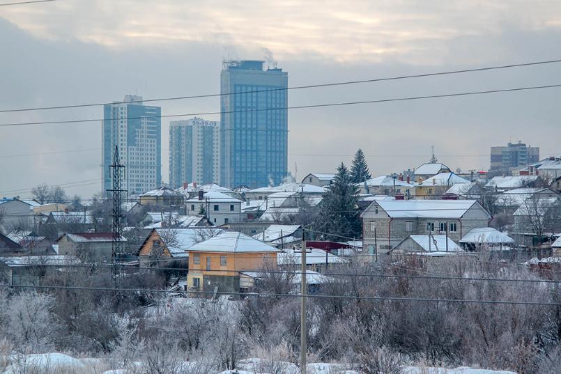 Первый снегопад через два дня предсказывают синоптики для Волгоградской области