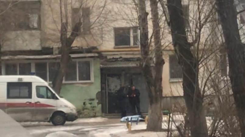Стала известна причина смерти старушки в центре Волжского