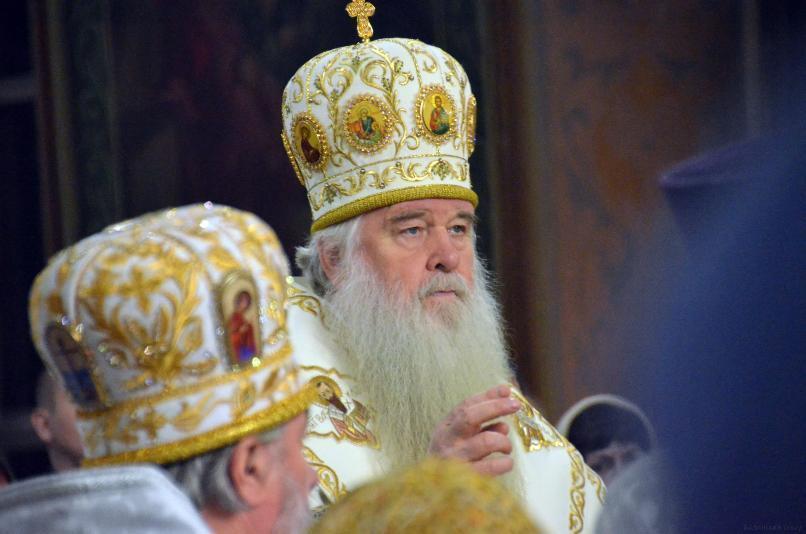 Ушел в отставку митрополит Волгоградский и Камышинский Герман