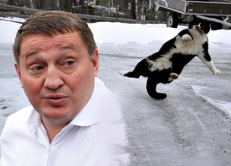 Волгоградцы не хотят видеть Андрея Бочарова своим губернатором еще раз
